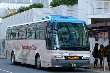 神奈川発の長距離バス その3 小...