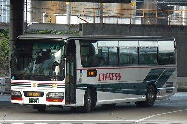三重発の長距離バス 三重交通・...