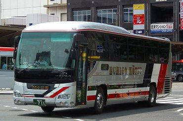新潟発の長距離バス その2 越後交通・頸城自動車