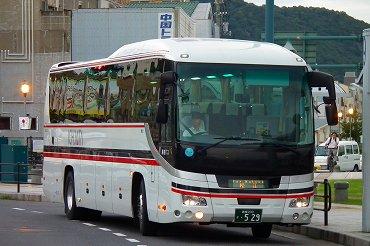 島根発の長距離バス その2 一畑...