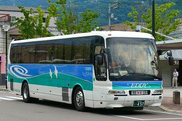 徳島発の長距離バス その1 徳島...