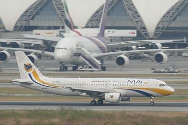 ミャンマー国際航空(8M/MMA)・...