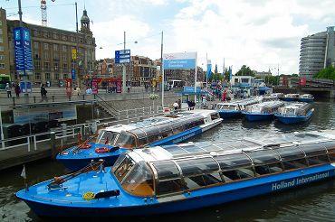 アムステルダムの運河の画像 p1_21