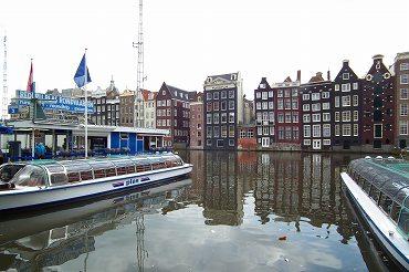 アムステルダムの運河の画像 p1_17