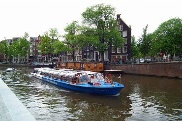 アムステルダムの運河の画像 p1_24