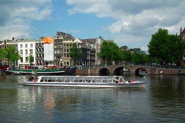 アムステルダムの運河の画像 p1_7