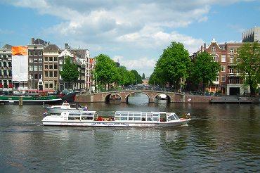 アムステルダムの運河の画像 p1_15