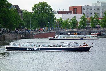 アムステルダムの運河の画像 p1_20