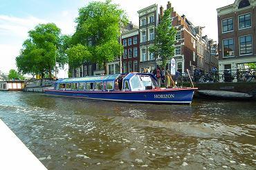 アムステルダムの運河の画像 p1_18