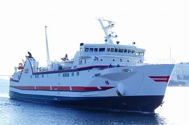 九州 商船