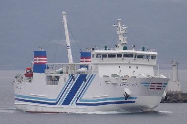 九州 郵船 壱岐