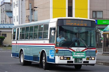 青森の路線バス その1 青森市営...