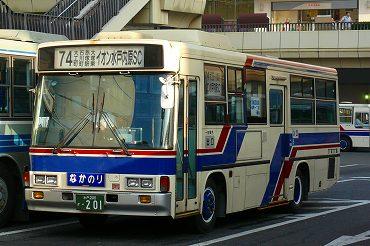 茨城の路線バス その2 茨城交通...
