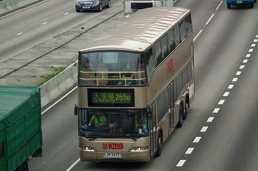 香港のバス2011
