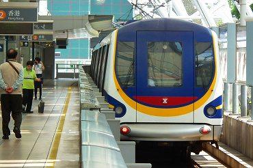 香港MTRの旅2011