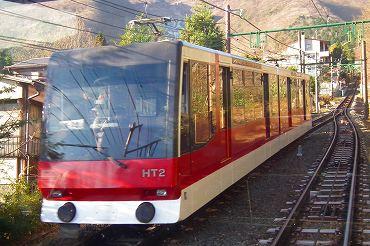 箱根登山鉄道の旅