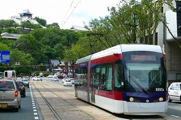 熊本市電の旅